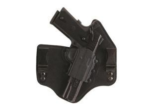 Galco KT436B Kingtuk Inside the Waistband Gun Holster for Ruger LCP, Right, Black - KT436B - Galco International