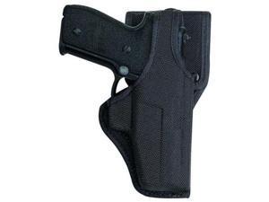 Bianchi Accumold Black Holster 7115 Vanguard Size - 13 Glock 17 22 (Right Hand) - 18531 - Bianchi