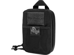 Maxpedition Black Fatty Pocket Organizer - 0261B