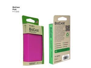 Nite Ize BIO-IP4-12 Bio Case for iPhone 4/4S - 1 Pack - Retail Packaging - Pink - BIO-IP4-12 - Nite-Ize