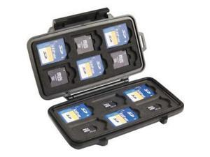 Pelican 0915 Black SD Memory Card Protective Case Replaces 0910 - 0910-015-110 - Pelican Products