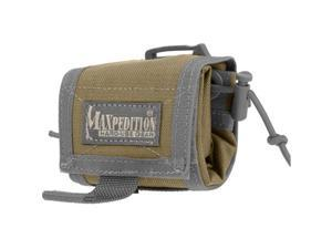 Maxpedition Rollypoly Folding Dump Pouch (Khaki-Foliage) - 0208KF - Maxpedition