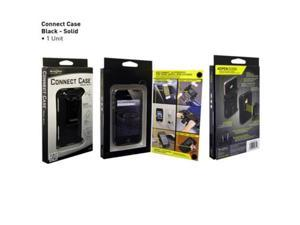 Nite Ize CNT-IP4-01SC Connect Case for iPhone 4/4S - 1 Pack - Retail Packaging - Black - CNT-IP4-01SC - Nite-Ize