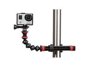 Joby JB01280-BWW Action Clamp and GorillaPod Arm  #40;Black #47;Red #41; - Joby