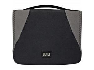 Built Ny Convertible  Ipad Case Black -Convertible Neoprene Ipad Case