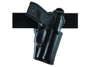 Safariland 200 Top Gun Level I Retention, Mid-Ride Black, Basketweave, Left Hand Glock 17, 19, 22, 23 - 200-83-182 - Saf