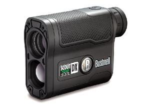Bushnell Scout DX 1000 ARC 6 x 21mm Laser Rangefinder, Black - 202355 - Bushnell Optics