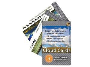 Ultimate Survival Technologies Cloud Cards - Ultimate Survival
