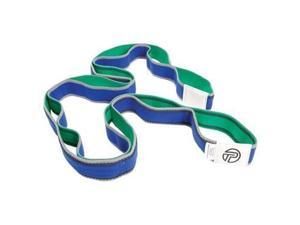 Pro-Tec Athletics Stretch Band with Grip Loop Technology, Blue - Pro-Tec