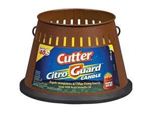 Cutter Cutter Triple Wick Citronella  -Cutter Citronella Candle