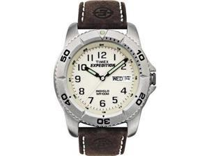 Timex Timex Expedition Analog Lthr -Timex Expedition Traditional