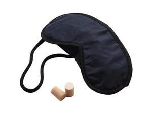 Lewis N. Clark Eye Mask & Ear Plugs -Lc Industries Eye Mask & Ear Plugs