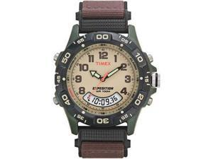 Timex Timex Exp Resin Combo-Green -Timex Men'S Expedition Combo