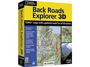 National Geographic Back Roads Explorer 3D - TOPICS Entertainment