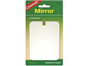 Coghlans Stainless Steel Mirror -Stainless Steel Mirror