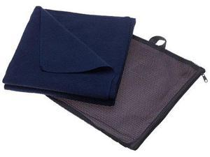 Aquis Adventure Microfiber Towel , Blueberry , Extra Large (29 x 55-Inches) - Aquis