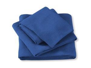 Aquis Adventure Towel Blue - Aquis
