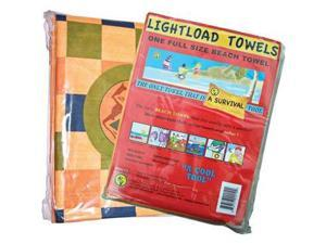 Lightload Towel Lightload Ez Carry Beach Towel -Lightload Towels