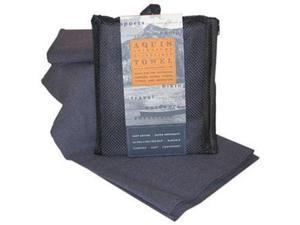 Aquis Adventure Towel Lg Graphite -Aquis Adventure Towel