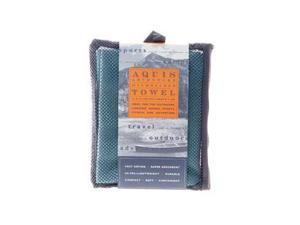 Aquis Adventure Towel Med Seafoam -Aquis Adventure Towel