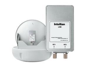 Intellian INTELLIAN DLA/LATIN LNB 10.5GHZ, 2 PORTS - S2-0806 - Intellian