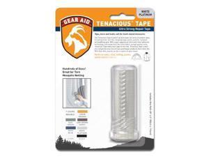 McNett Gear Aid Tenacious Ultra-Strong Repair Tape (White Plat) - McNett