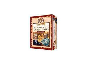 Outset Media Prof. Noggin-History Of Us -Profeessor Noggin'S Card Games