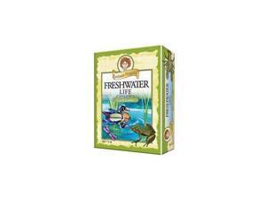 Outset Media Prof Noggin Freshwater Life Na -Profeessor Noggin'S Card Games