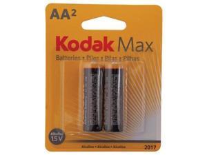 Kodak Aa Kodak Alk Batteries (2Pk) -Kodak Xtralife Batteries