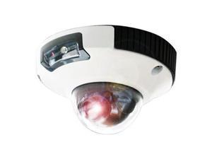 Iris Hi-Def 3MP IP Mini-Dome Camera NTSC w/MSD Storage - IRIS403 - Iris Innovations Ltd