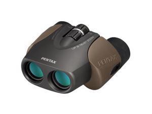 Pentax UP 8-16x21 Brown Binoculars (Brown) - 61962 - Pentax