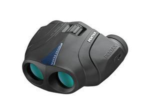 Pentax UP 10x25 WP Binoculars (Black) - 61932 - Pentax
