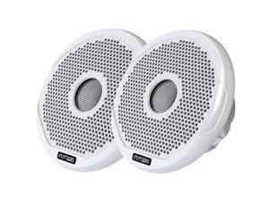 "FUSION 4"" Round 2-Way IPX65 Marine Speaker - 120W - (Pair) WhiteFUSION - MS-FR4021"