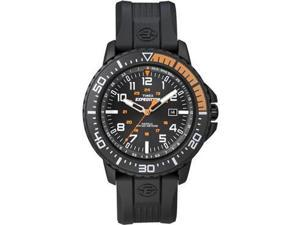 Timex Expedition Uplander Watch - Black Dial/Black Nylon StrapTimex - T49940