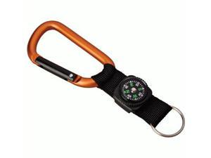 8mm Carabiner W/compass Strap - MUNKEES