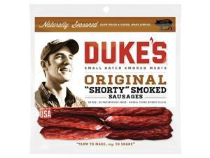 Dukes Hot & Spicy Shorty Smoked Sausages, 5-Ounce Bag (Pack of 8) - Duke'S