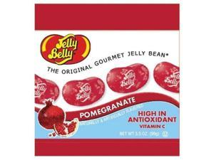 Jelly Belly 3.5oz Pomegranate 12 Bags - Jelly Belly
