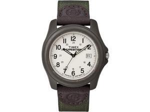 Timex Expedition Unisex Camper Brown/Olive GreenTimex - T49101