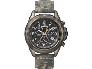 Timex Expedition Rugged Chronograph Watch - Camo/BrownTimex - T49987