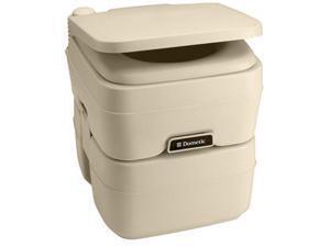 Dometic - 965 Portable Toilet 5.0 Gallon ParchmentDometic Sanitation - 311096502