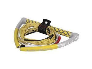 AIRHEAD Bling Spectra Wakeboard Rope - 75' 5-Section - YellowAIRHEAD Watersports - AHWR-12BL