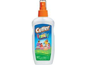 Cutter Cutter For Family 7% Deet 6Oz -Cutter Mosquito Repellent