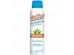 Cutter Skinsations Aerosol Spray 6Oz -Cutter Skinsations