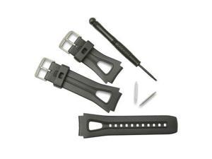 Garmin Replacement Band f/Forerunner® 205 & 305 - BlackGarmin - 010-10769-00