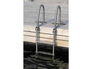Dock Edge Stainless Steel Flip Up Ladder - 5 StepDock Edge - 2215-F