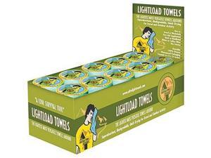 LIGHTLOAD MINI DISP BOX 50PK - LIGHTLOAD TOWEL