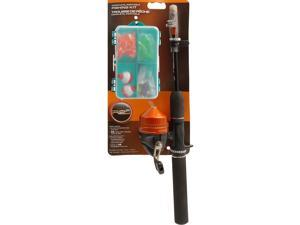 Ready 2 Fish Telescopic Multi-Specie Spincast Combo With 45-Piece Tackle Box - Ready 2 Fish