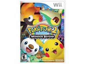 Nintendo RVLPS2LE Pokepark 2 wonders beyond wii