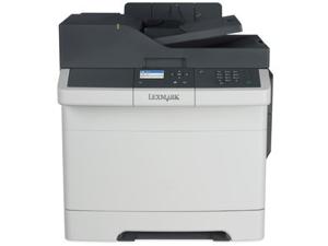 Lexmark CX310N Laser Multifunction Printer - Color - Plain Paper Print - Desktop