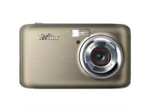 Vivitar Vf128-sil 14.1 Megapixel Vf128 Digital Camera (silver)